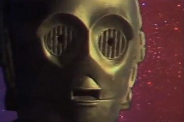 robot se cudi disko star wars verziji